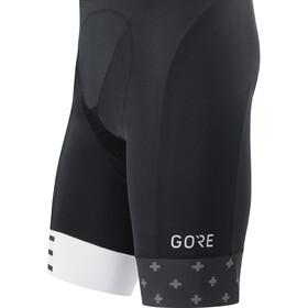 GORE WEAR C5 - Cuissard à bretelles Homme - Limited Edition blanc/noir